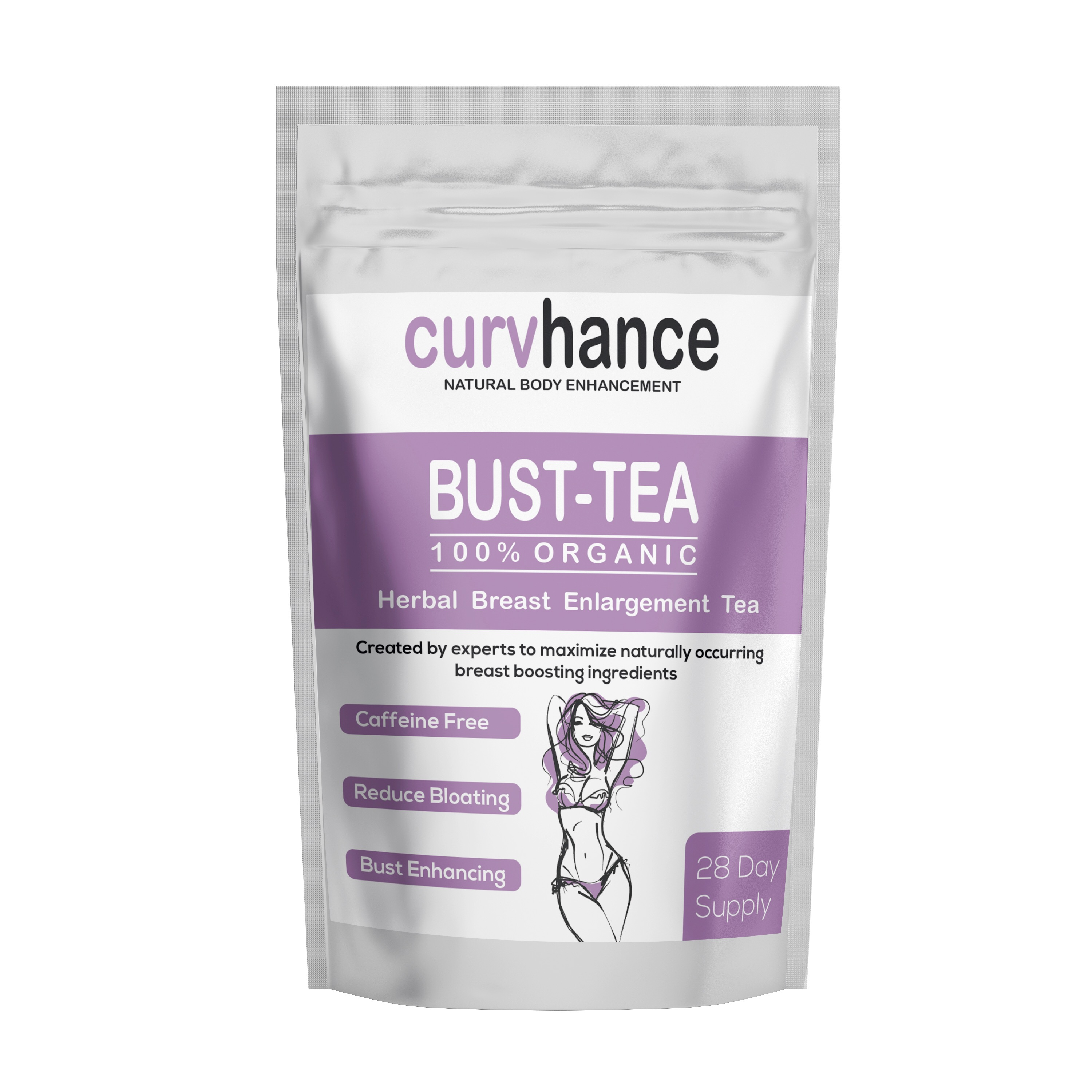 28 Day Bust-Tea (New Loose-Leaf Formula!)