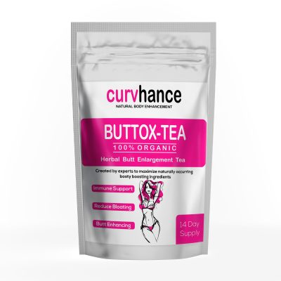 CandyFloss Buttox Tea 1