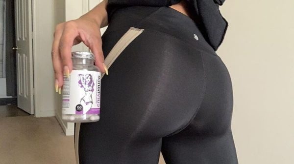Curvhance booty gains! There's good reason why so many women rave about Curvhance products! IT WORKS!
