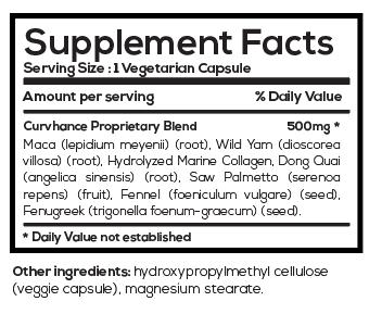 MTF Feminizer Pills - Curvhance